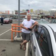 Замена передней ступицы, Святослав, 51 год