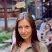 Фрилансер-визуализатор, Александра, 27 лет