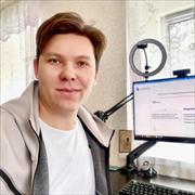Найти клиентов тату, Виталий, 33 года