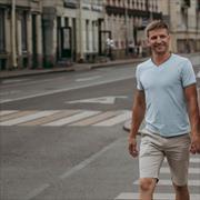 Доставка продуктов на дом в Санкт-Петербурге, Вадим, 36 лет