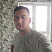 Укладка плитки на пол, Алишер, 29 лет