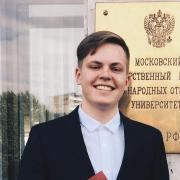 Доставка еды на дом в Санкт-Петербурге, Виктор, 27 лет