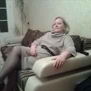 Расшифровка аудио в текст, Марина, 53 года