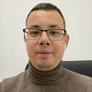 Изменение учредителей, Владимир, 34 года