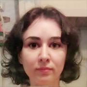 Тату в стиле акварель, Елена, 39 лет