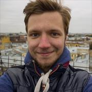 Каталог фотографов в Санкт-Петербурге, Федор, 32 года