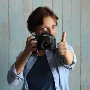 Фотосессия с ребенком в студии - Локомотив, Мария, 43 года