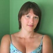 Рубиновый пилинг, Екатерина, 42 года