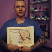 Мастера тату, Александр, 41 год