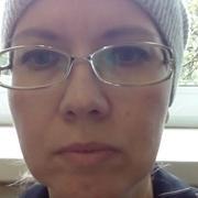 Обзвон базы клиентов, Ольга, 44 года