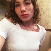 Стоун-массаж, Анастасия, 22 года