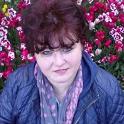 Доставка роз на дом, Марина, 51 год