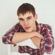 Доставка воды 5 литров на дом, Виталий, 28 лет