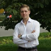 Доставка еды в Дзержинском, Богдан, 24 года