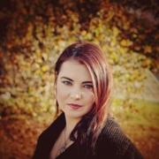 Наращивание цветных ресниц, Екатерина, 34 года