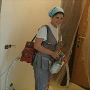 Стоимость нанесения декоративной штукатурки, Иванна, 39 лет