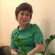 Няни на неполный день, Любовь, 57 лет